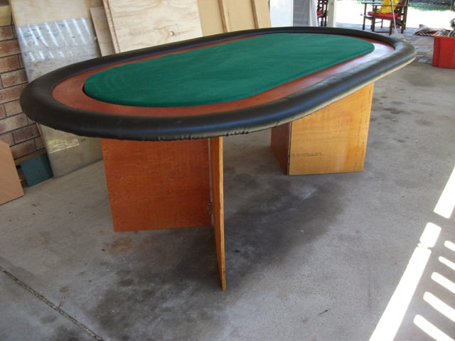 Poker tables for sale. Line marking machine for sale. Garden beds for sale. wheelchair ramps for sale
