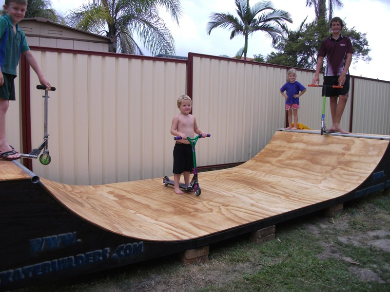 Professionally Built Skate Ramps Dor Sale.